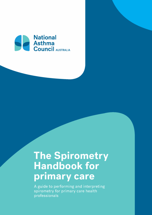 Nac Spirometry Handbook Cover June 2020