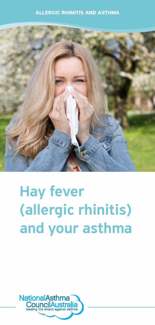 Allergic Rhinitis Hay Fever And Your Asthma 1