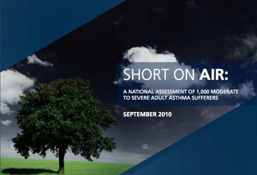 Short On Air